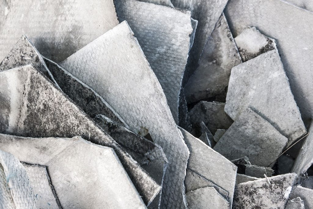 Asbesti- ja haitta-ainepurut